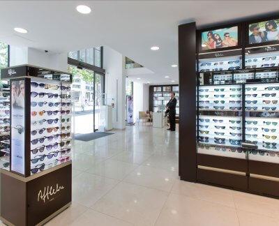magasins optique