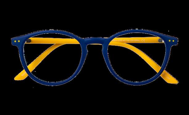 Lunettes de vue enfant BANANA bleu - danio.store.product.image_view_face