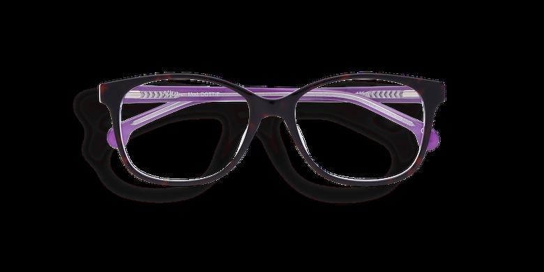Lunettes de vue femme DOTTIE violet