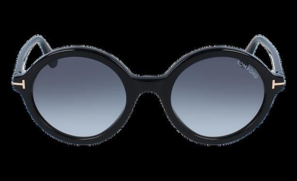 Lunettes de soleil femme NICOLETTE noir - danio.store.product.image_view_face