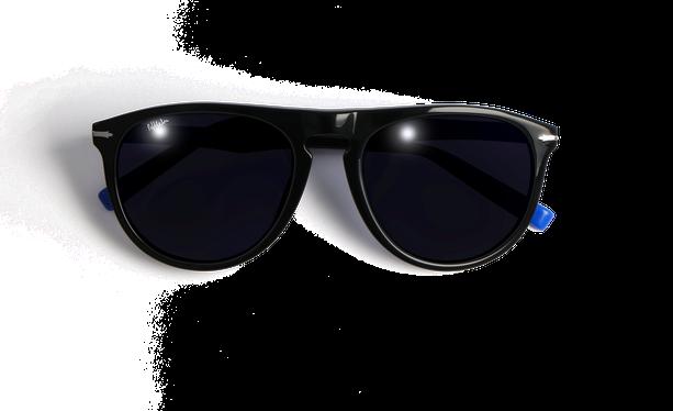 Lunettes de soleil homme LUIGI noir - danio.store.product.image_view_face