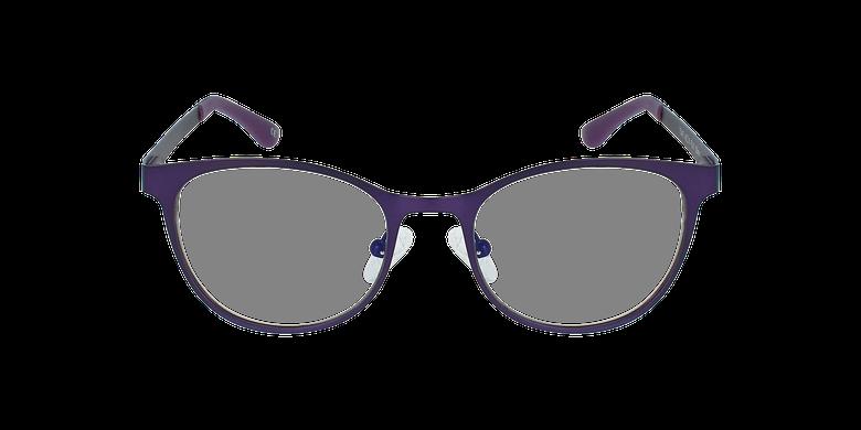 Lunettes de vue femme MAGIC 45 violetVue de face