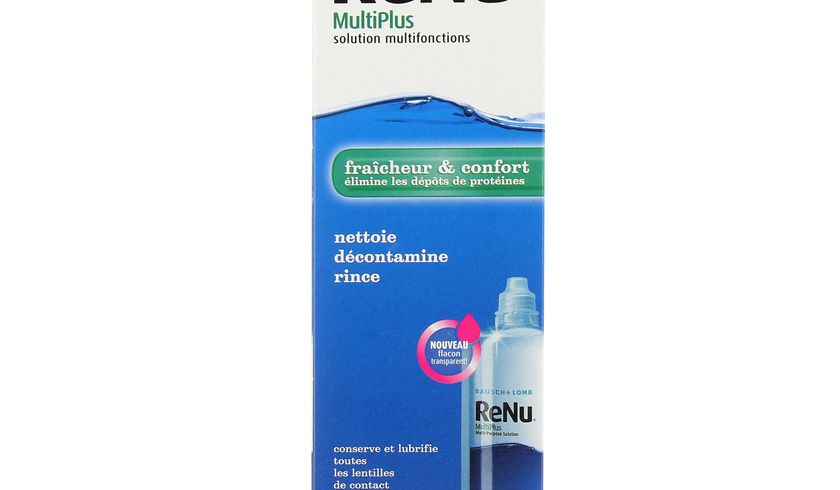ReNu MultiPlus 360ml - Vue de face
