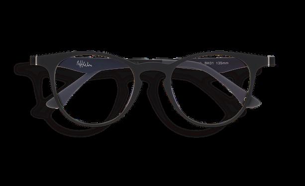 Lunettes de soleil MAGIC 27 BLUEBLOCK noir - danio.store.product.image_view_face