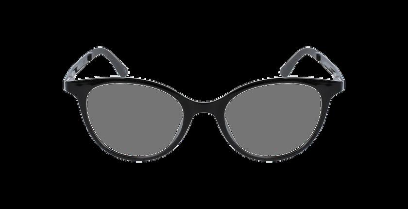 Lunettes de vue femme MAGIC 23 noir - Vue de face