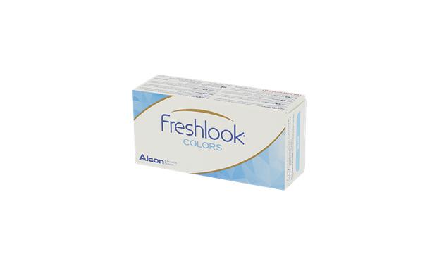 Lentilles de contact FreshLook Colors 2L - Vue de face