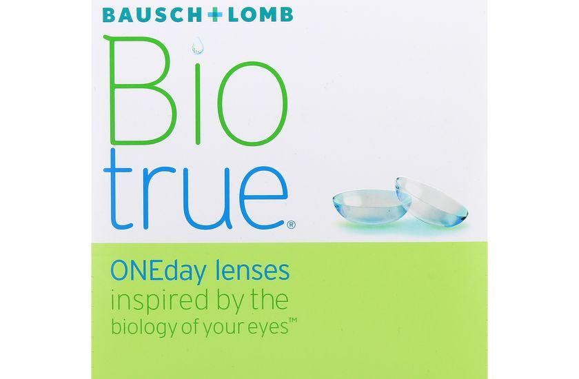 Lentilles de contact BioTrue 1 Day 90L - danio.store.product.image_view_face