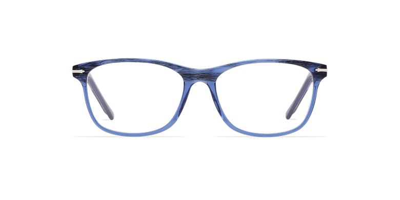 Lunettes de vue homme ARBOIS bleu
