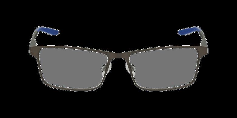 Lunettes de vue homme 8047 gris/bleuVue de face