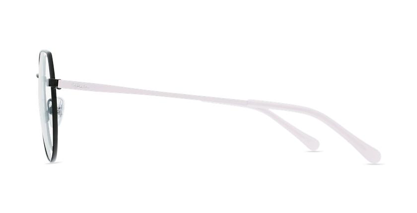 Lunettes de vue femme NOELIE noir - Vue de côté