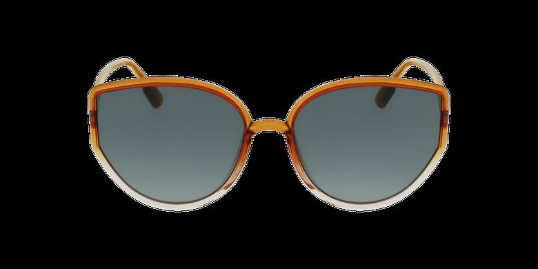 Lunettes de soleil femme SOSTELLAIRE4 orange/roseVue de face