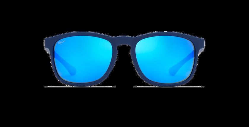 Lunettes de soleil enfant LAYO bleu - Vue de face