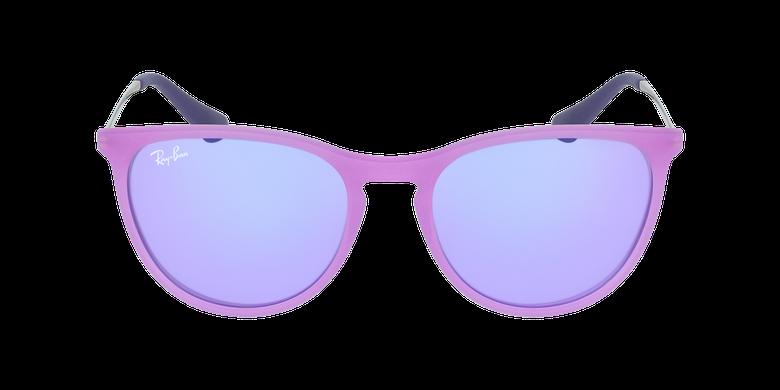 Lunettes de soleil enfant 0RJ9060S violetVue de face