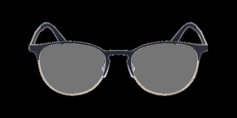 Lunettes de vue 0RX6375 noir/doréVue de face