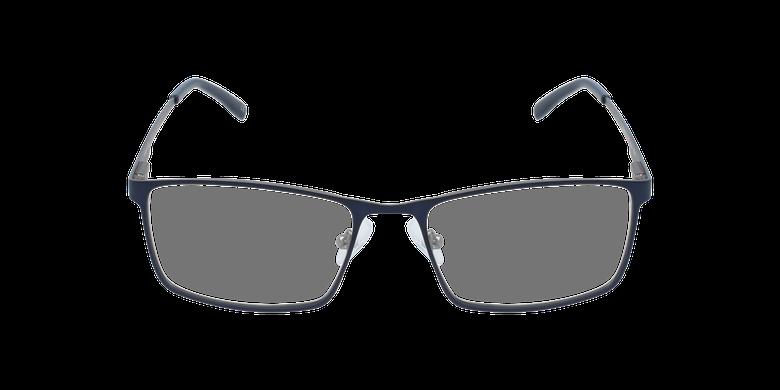 Lunettes de vue homme CEDRIC bleu/gris