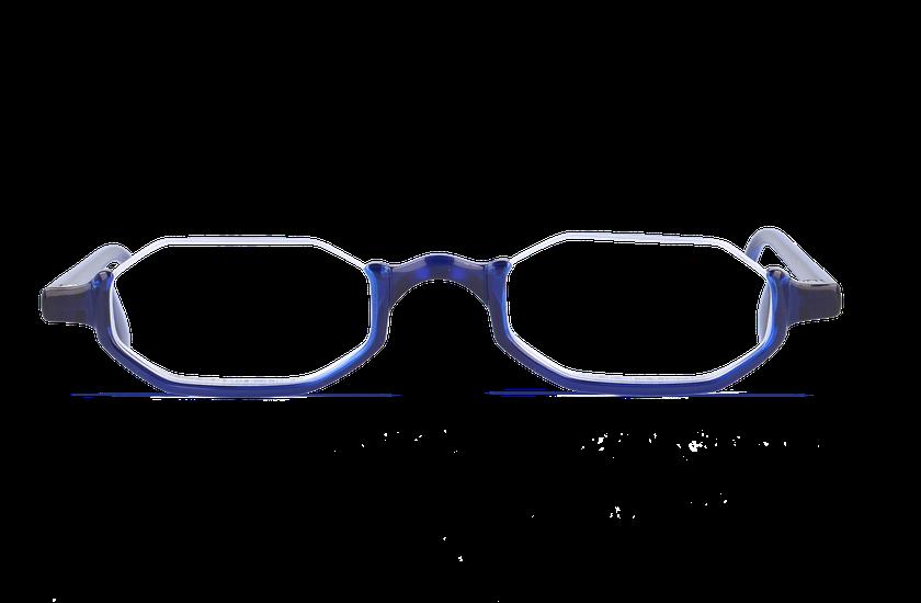 Lunettes de vue AFFLELOU FORTY bleu - danio.store.product.image_view_face