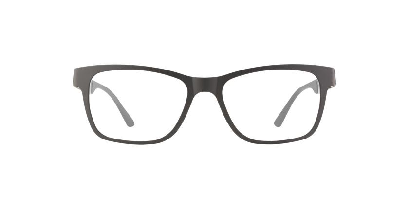 Lunettes de vue femme MIX TONIC 01 noir - Vue de face