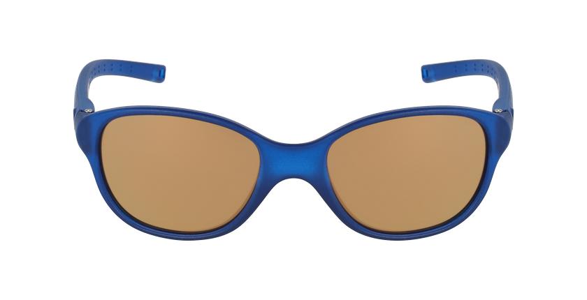 Lunettes de soleil enfant ROMY bleu - Vue de face