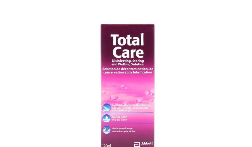 Total Care Decontamination 120ml - Vue de face