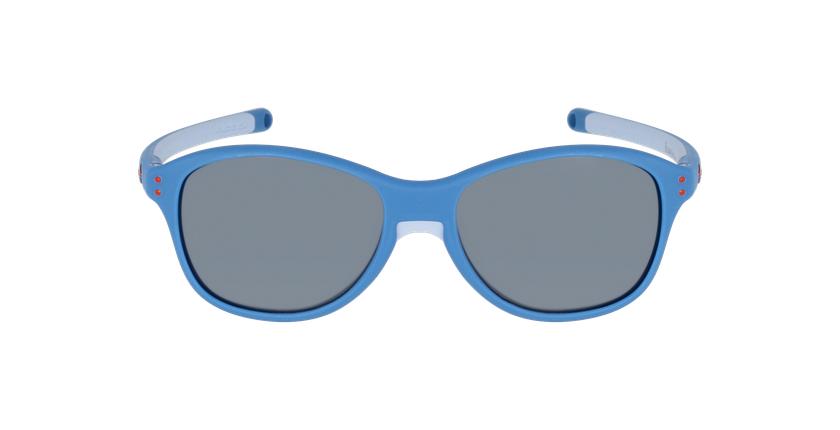 Lunettes de soleil enfant BOOMERANG bleu - Vue de face