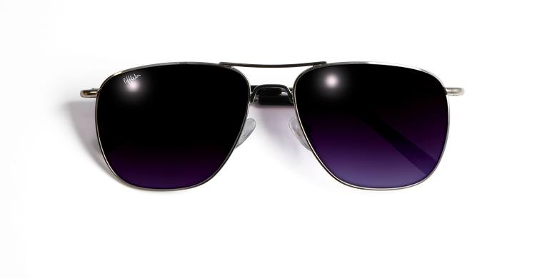 Lunettes de soleil homme SAH4855 noir