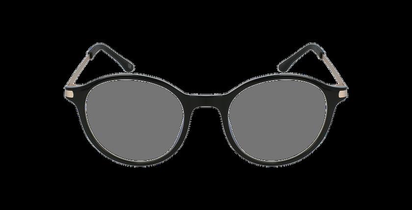 Lunettes de vue femme MAGIC 37 BLUEBLOCK noir - Vue de face