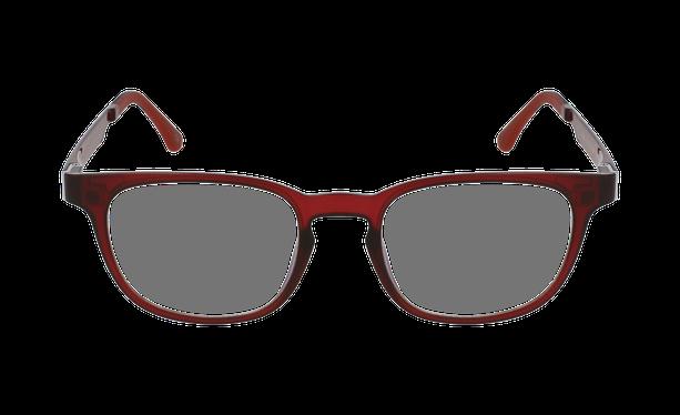 Lunettes de vue homme MAGIC 33 BLUEBLOCK rouge - danio.store.product.image_view_face