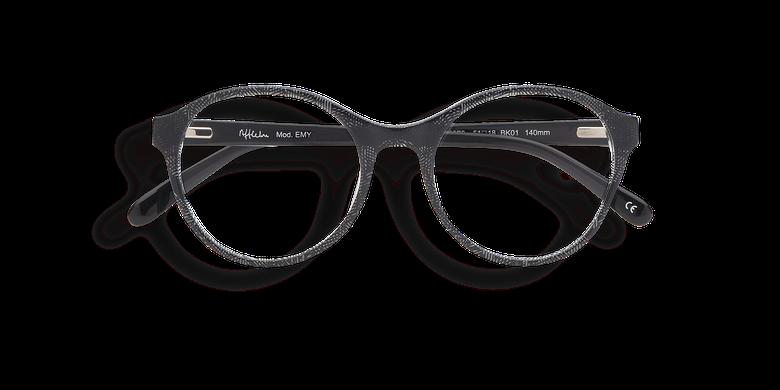 Lunettes de vue femme EMY noir