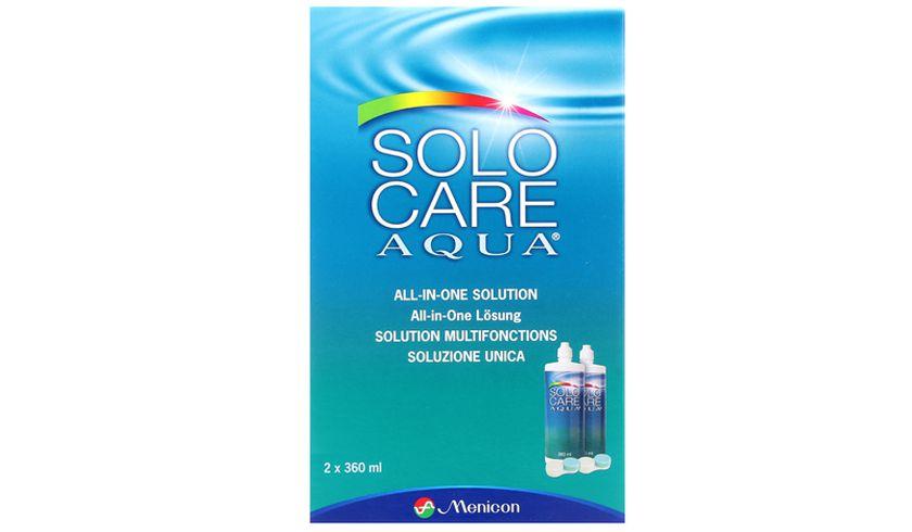 SoloCare Aqua 2x360ml