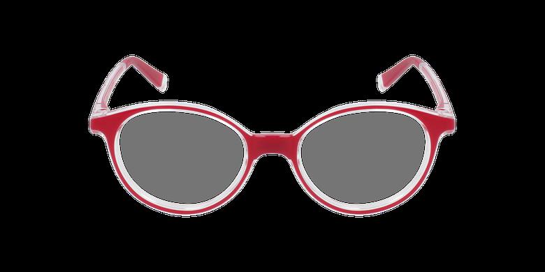 Lunettes de vue enfant REFORM PRIMAIRE 2 rougeVue de face