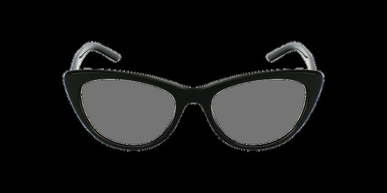 Lunettes de vue femme 0PR 05XV noirVue de face