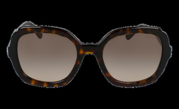 Lunettes de soleil femme HERITAGE écaille/noir - danio.store.product.image_view_face