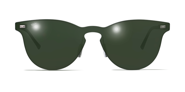Lunettes de soleil femme COSMOS2 vert
