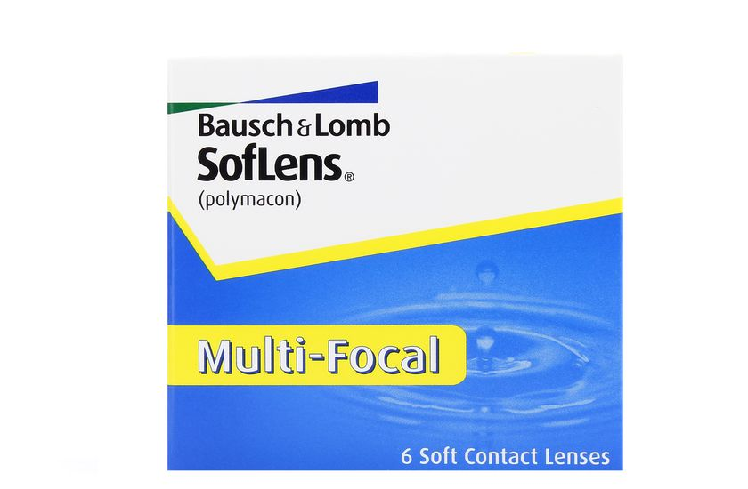 Lentilles de contact SofLens Multifocal 6L - danio.store.product.image_view_face
