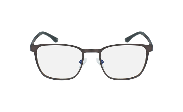 Lunettes de vue homme MAGIC 42 BLUEBLOCK gris - Vue de face
