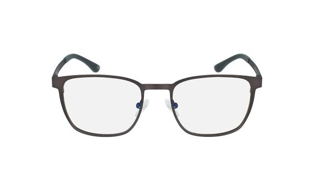 Lunettes de vue homme MAGIC 42 gris - Vue de face