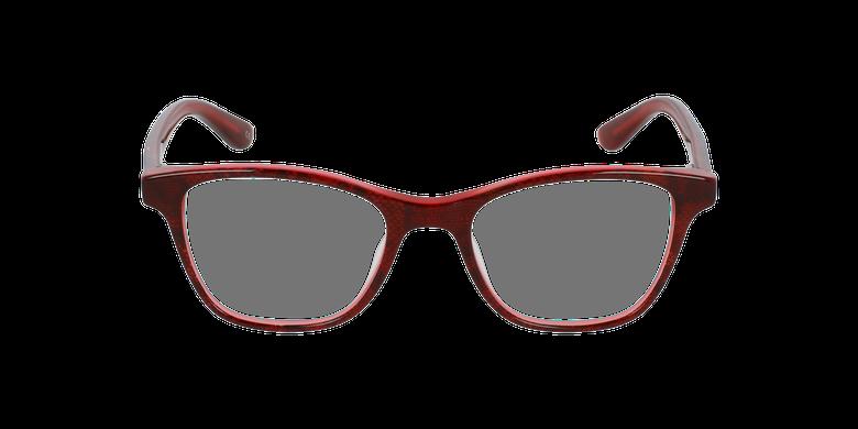 Lunettes de vue enfant ANGELE rouge