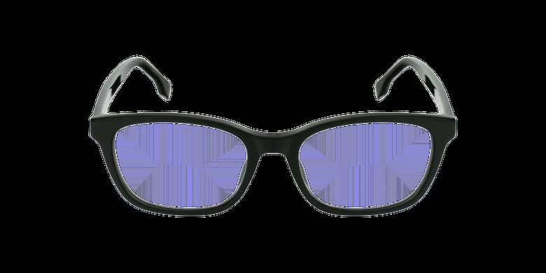 Lunettes de vue femme DIORETOILE2 noir/roseVue de face
