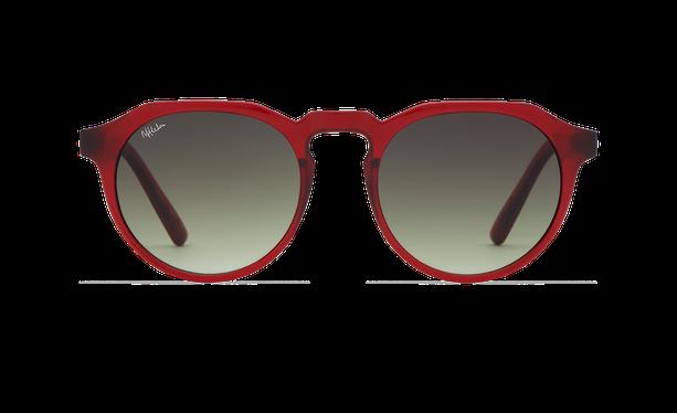 Lunettes de soleil VAMOS rouge - danio.store.product.image_view_face