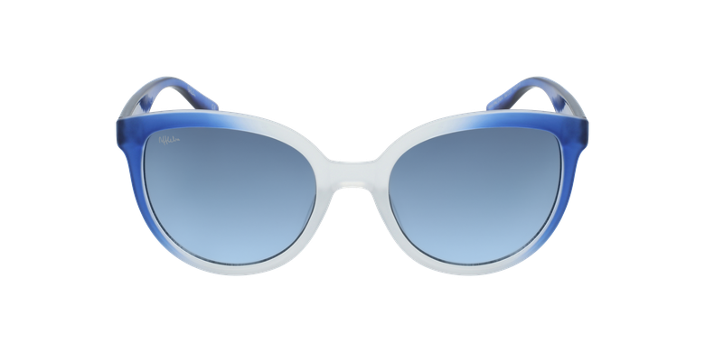 Lunettes de soleil femme PALOMA bleu