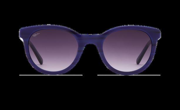 Lunettes de soleil femme ARIANA bleu - danio.store.product.image_view_face