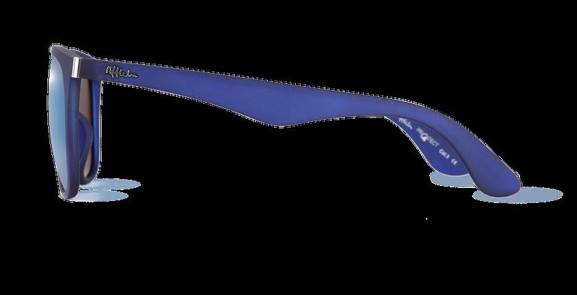 Lunettes de soleil homme CAGLIARI POLARIZED bleu - Vue de côté