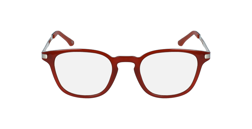 Lunettes de vue MAGIC 40 BLUEBLOCK rouge - Vue de face