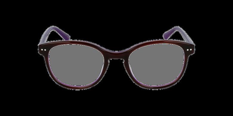 Lunettes de vue enfant TESS écaille/violet