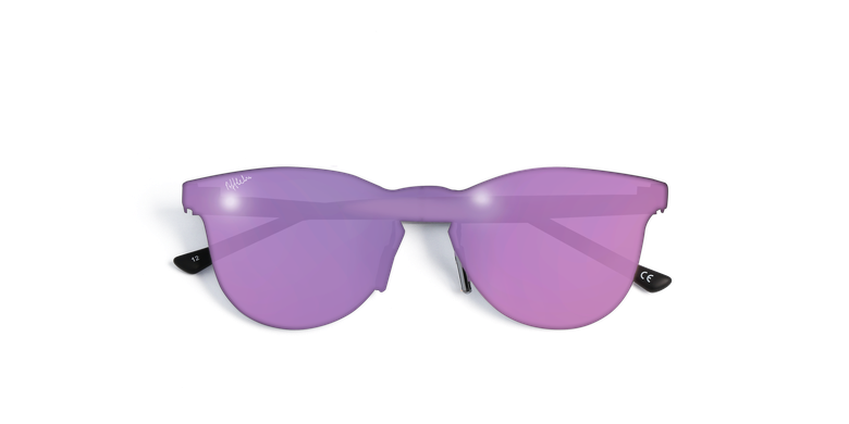 Lunettes de soleil femme COSMOS2 violet