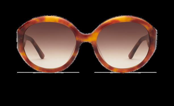 Lunettes de soleil femme NAOMIE écaille - danio.store.product.image_view_face