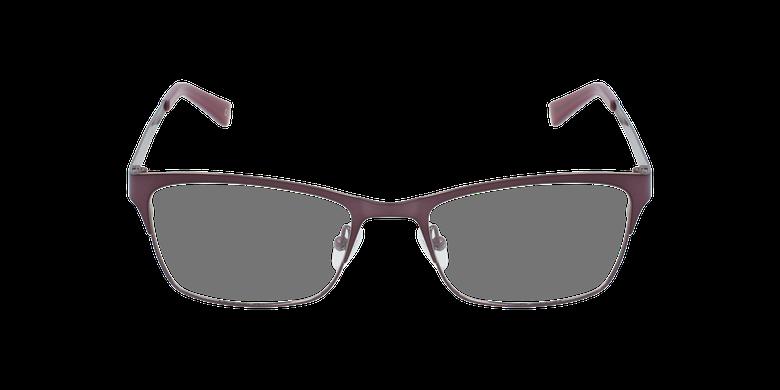 Lunettes de vue femme RZERO9 rougeVue de face