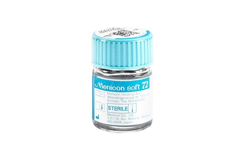 Lentilles de contact Menicon Soft 72 - danio.store.product.image_view_face