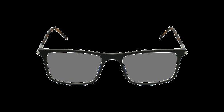 Lunettes de vue homme MAGIC 72 noir/écailleVue de face