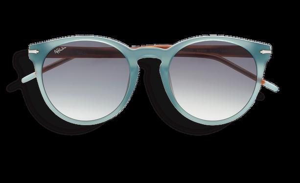 Lunettes de soleil femme STACY bleu - danio.store.product.image_view_face